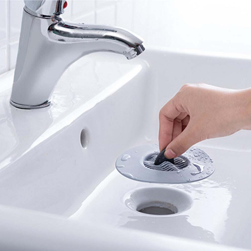 shower drain covers tpr hair stopper catcher sink strainer bathroom drain protectors buy at a low prices on joom e commerce platform