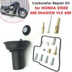 Motorcycle Carburetor Carb Rebuild Repair Kit For Honda Steed 600 Shadow Vlx Buy At A Low Prices On Joom E Commerce Platform