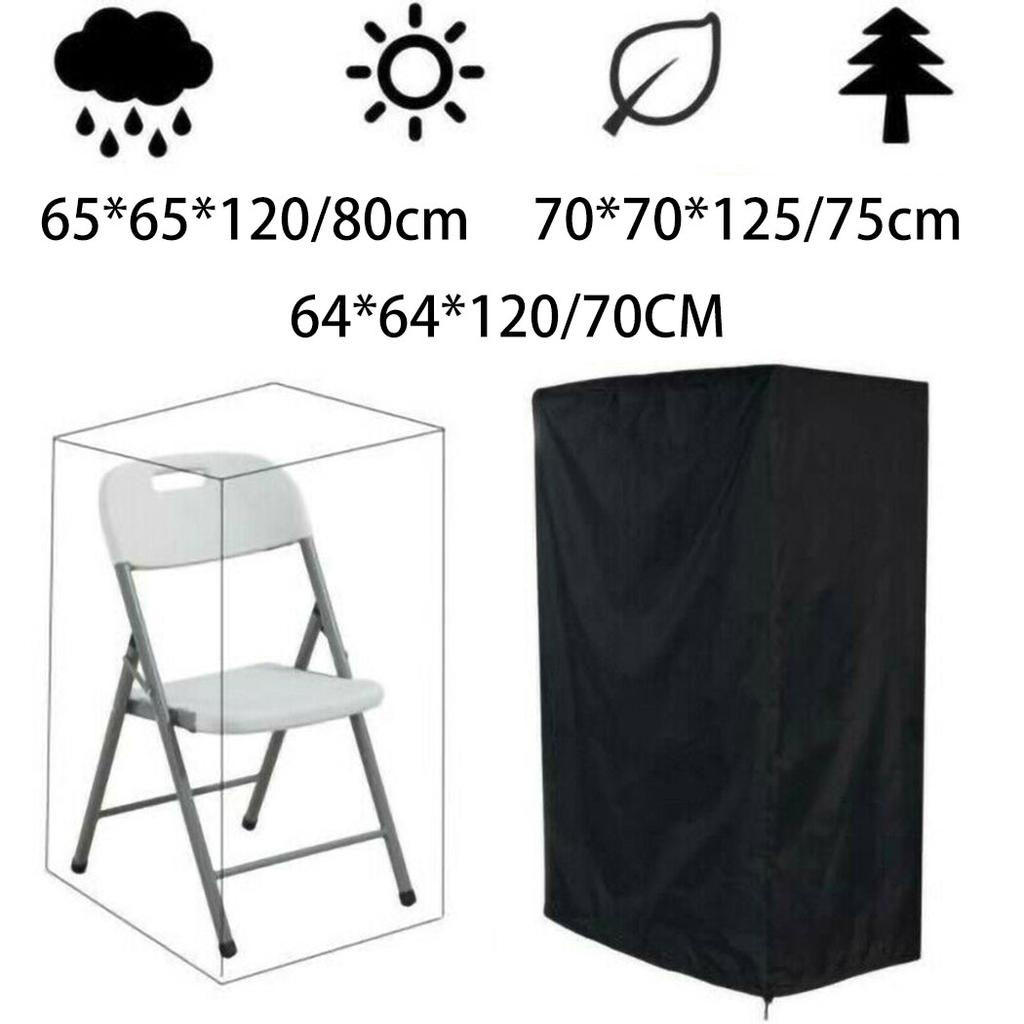 outdoor patio waterproof garden furniture cover shelter stacking chair cover buy at a low prices on joom e commerce platform