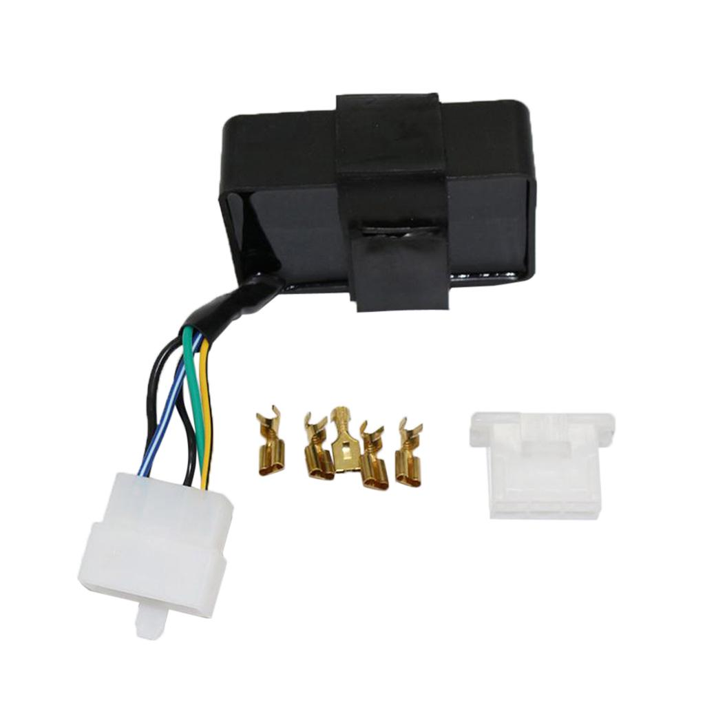 hight resolution of scooters motorcycle ignition parts cdi box for kawasaki klf 300 bayou a 2x4 1981 1987