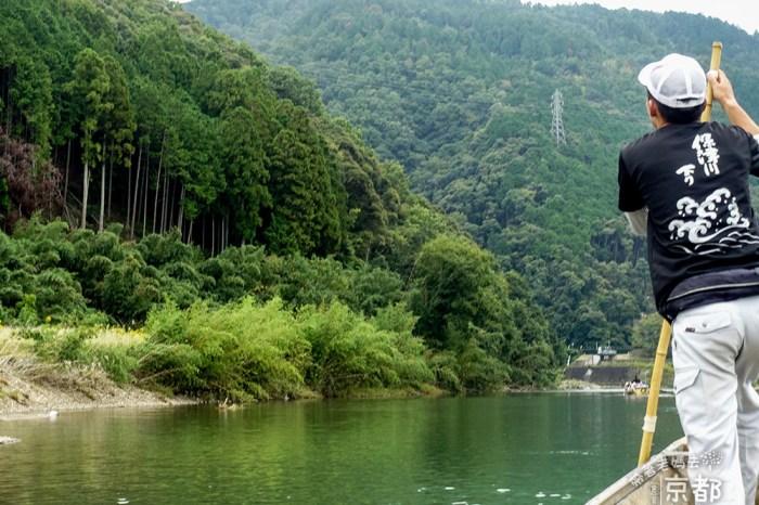 [遊記] 帶阿母就去京都吧-保津川遊船-Day2-3