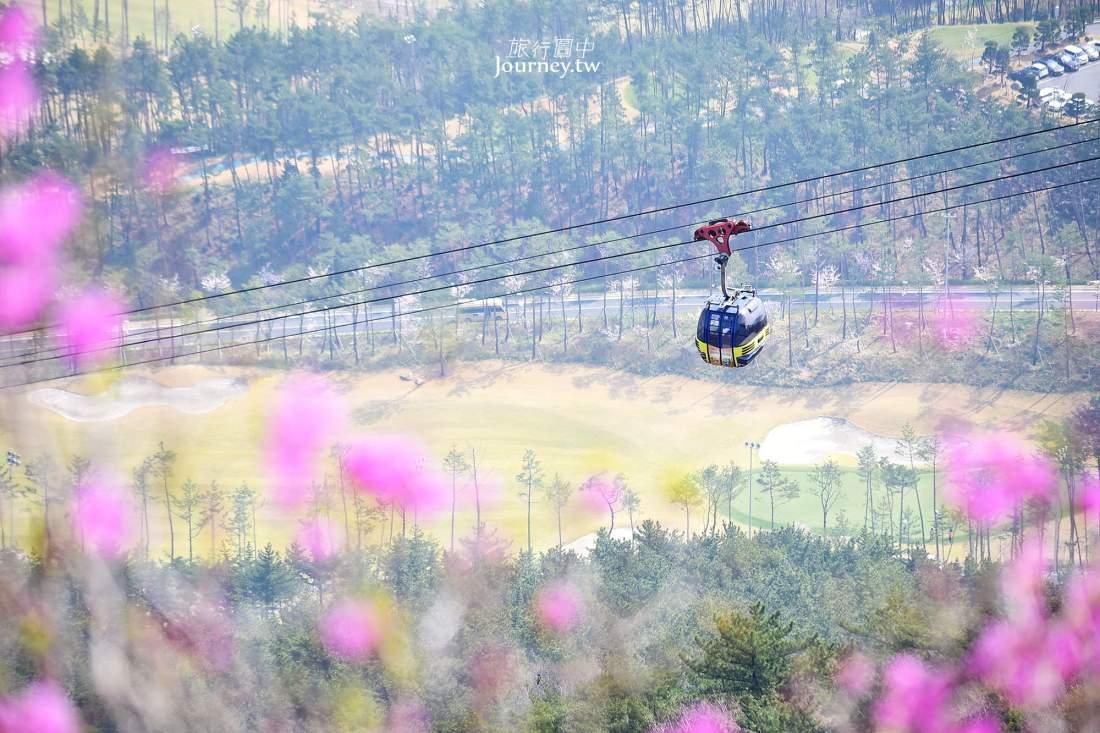 閑麗水道觀景纜車,慶尚南道,統營市,釜山景點