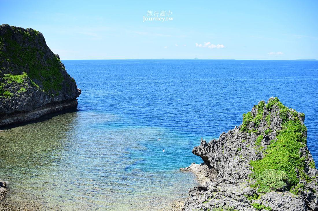 沖繩景點,沖繩旅遊,沖繩潛水,真榮田岬,沖繩海景,沖繩