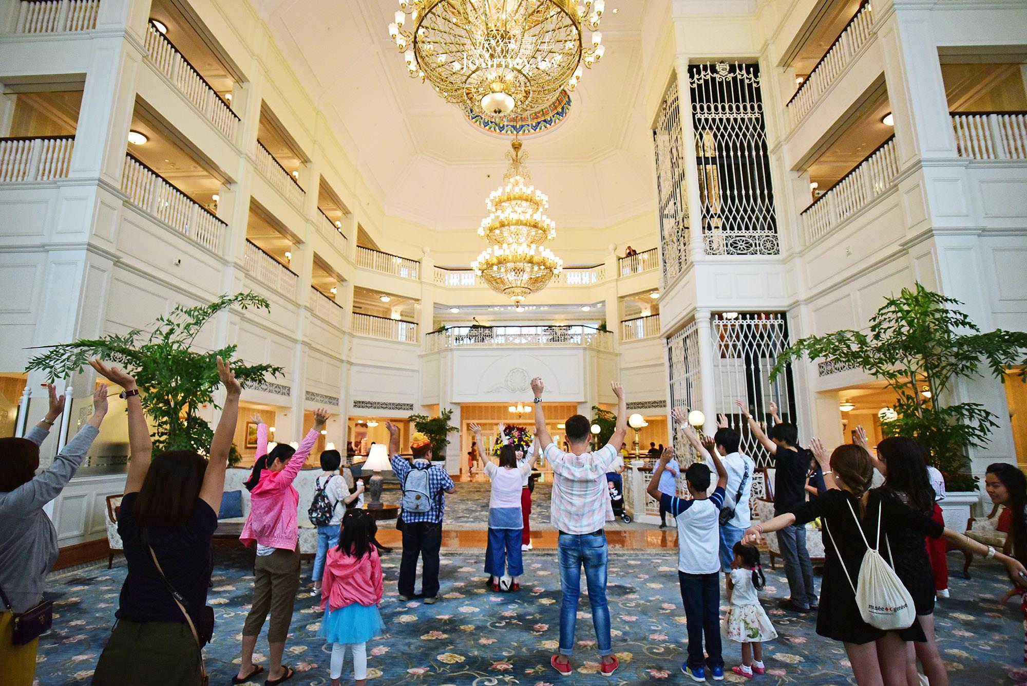 香港住宿,迪士尼住宿|2017全新開幕・迪士尼探索家度假酒店 - 許傑,旅行圖中