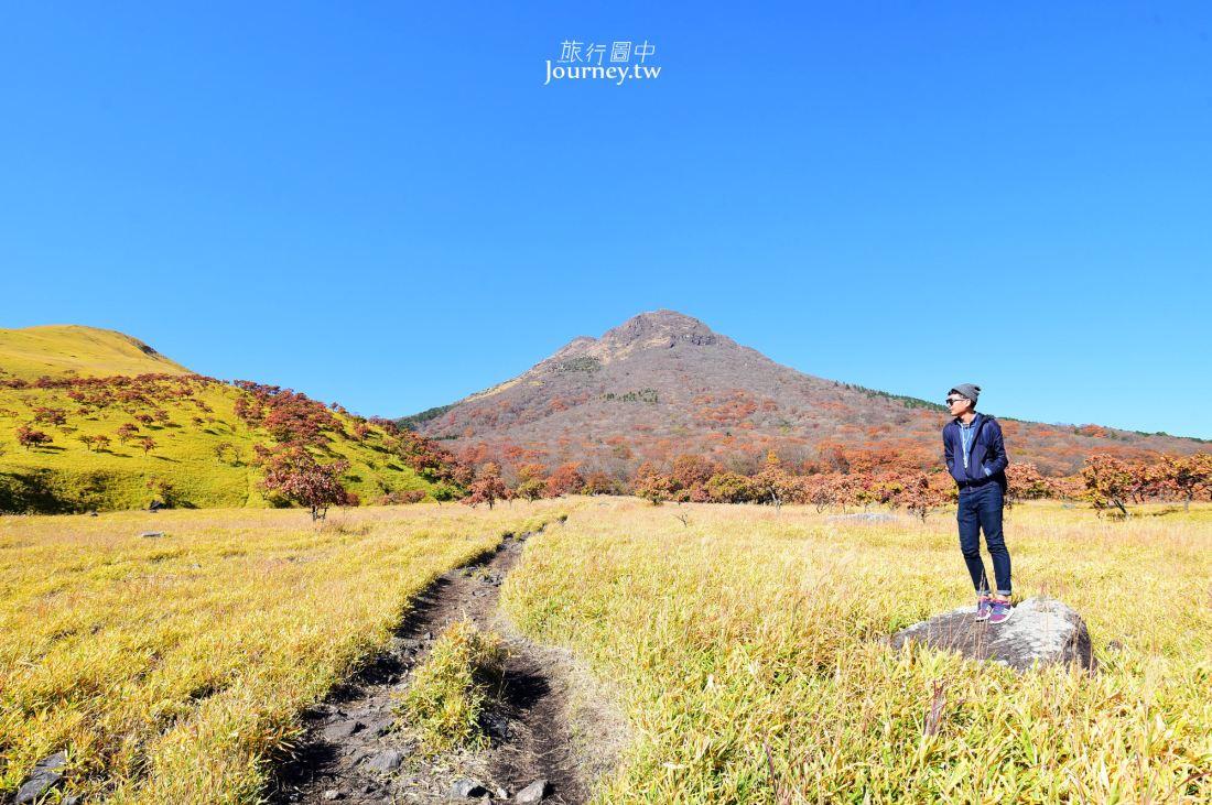 日本,九州景點,由布院景點,由布岳,火山