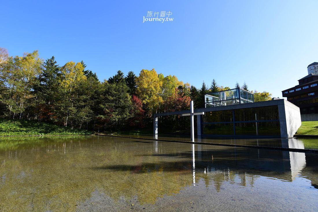 日本,北海道,水之教會,水の教會,安藤忠雄,星野度假村