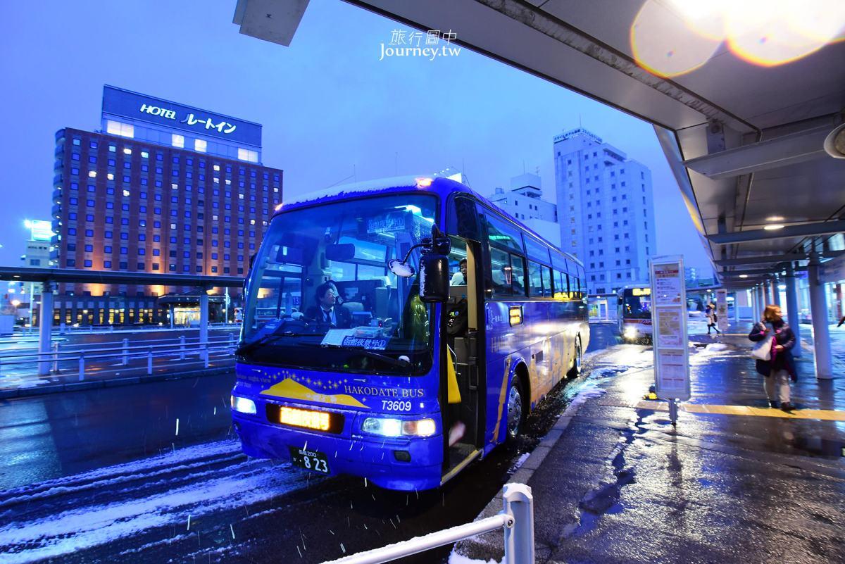 日本三大夜景|函館山夜景攻略:交通方式、纜車資訊、夜景拍攝建議