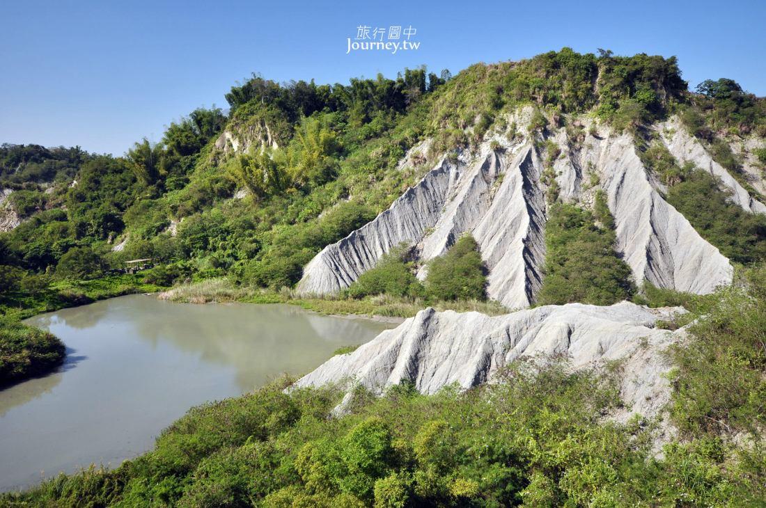 台南,龍崎,龍崎夢幻湖,月世界,台南景點,秘境