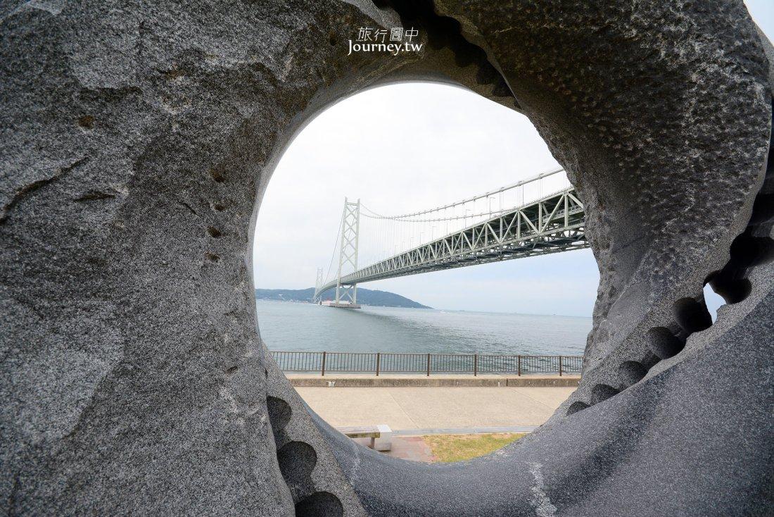 日本,兵庫,神戶,明石海峽大橋,舞子海上散步道,孫文紀念館,橋樑博物館