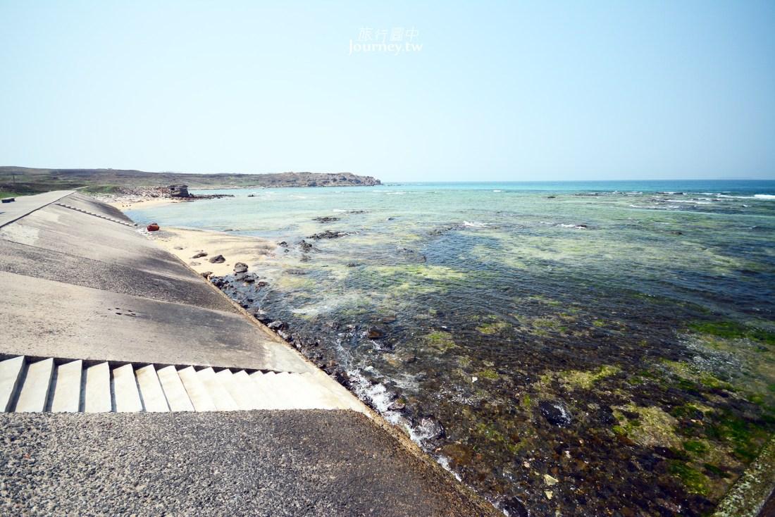 澎湖,望安,水垵漁港,水垵沙灘