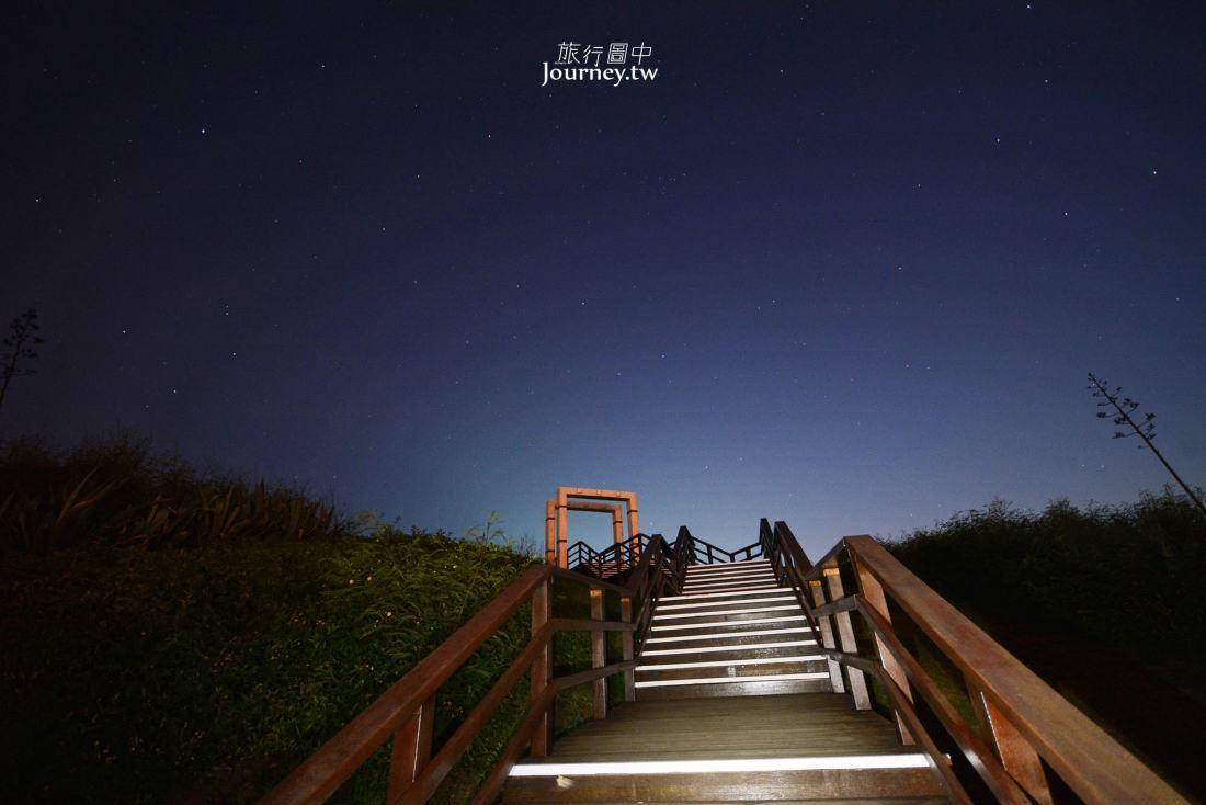 澎湖,馬公,蛇頭山,晚霞,風櫃,星空