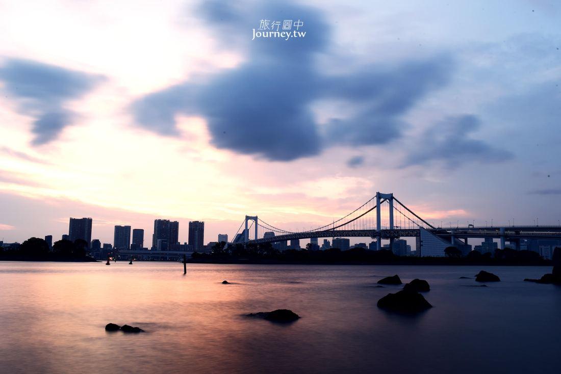 日本,東京,台場,東京灣,東京夜景