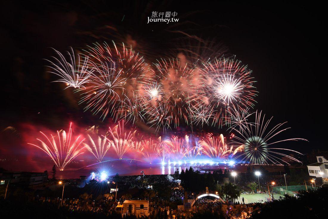 2018,澎湖花火節,馬公,觀音亭