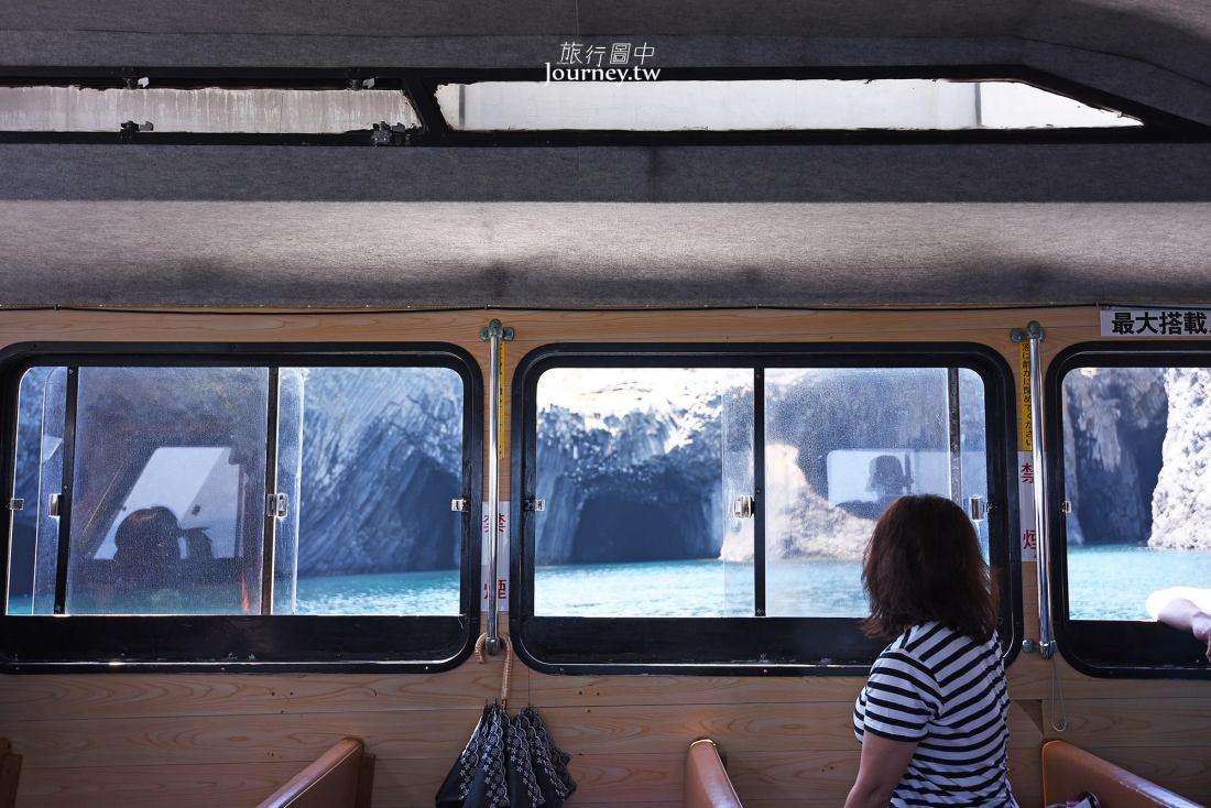 日本,,九州,佐賀,唐津,呼子,七斧遊覽船,七釜海蝕洞窟(七ツ釜)