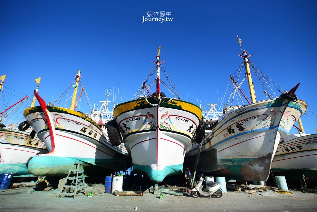 澎湖,西嶼,竹灣造船廠