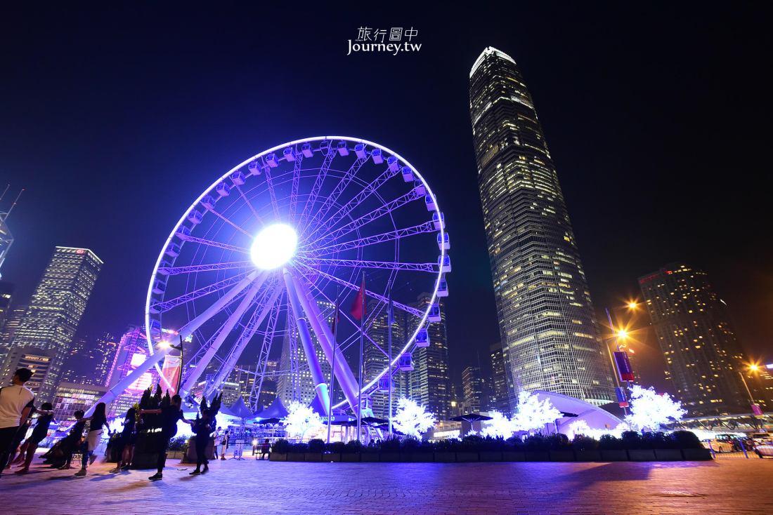 香港,世界三大夜景,香港夜景,維多利亞港