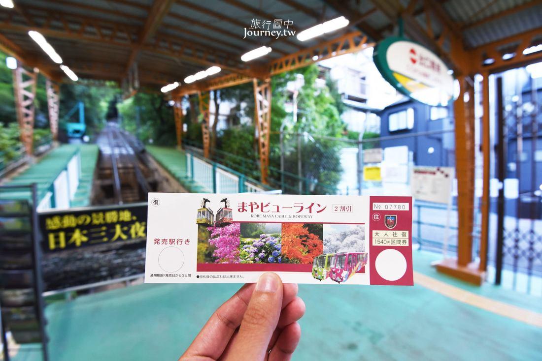 日本三大夜景,神戶,摩耶山,六甲山,夜景,攻略,交通,纜車,優惠,攝影