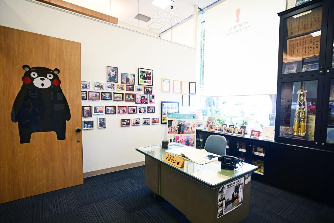 熊本,熊本景點,熊本熊部長辦公室,Kumamon Square