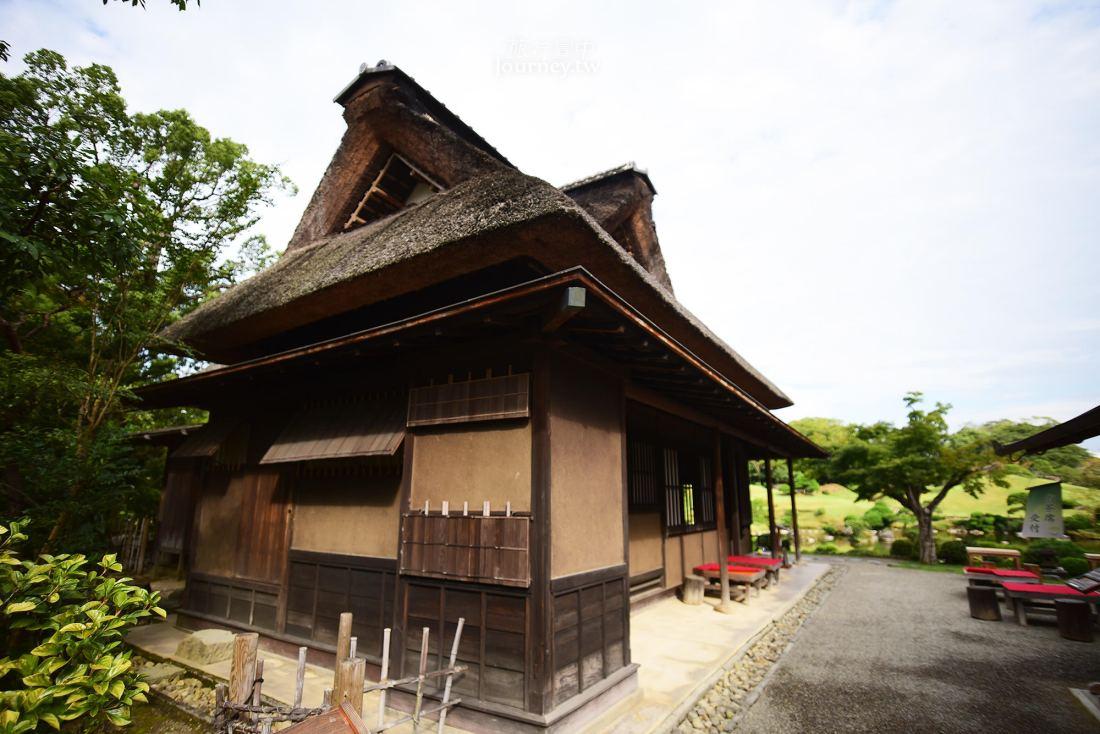 日本,九州,熊本,熊本景點,水前寺成趣園