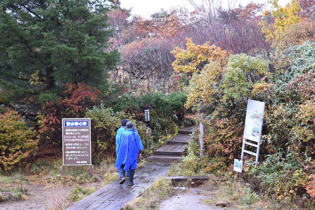 福島,二本松,安達太良山,紅葉,滑雪