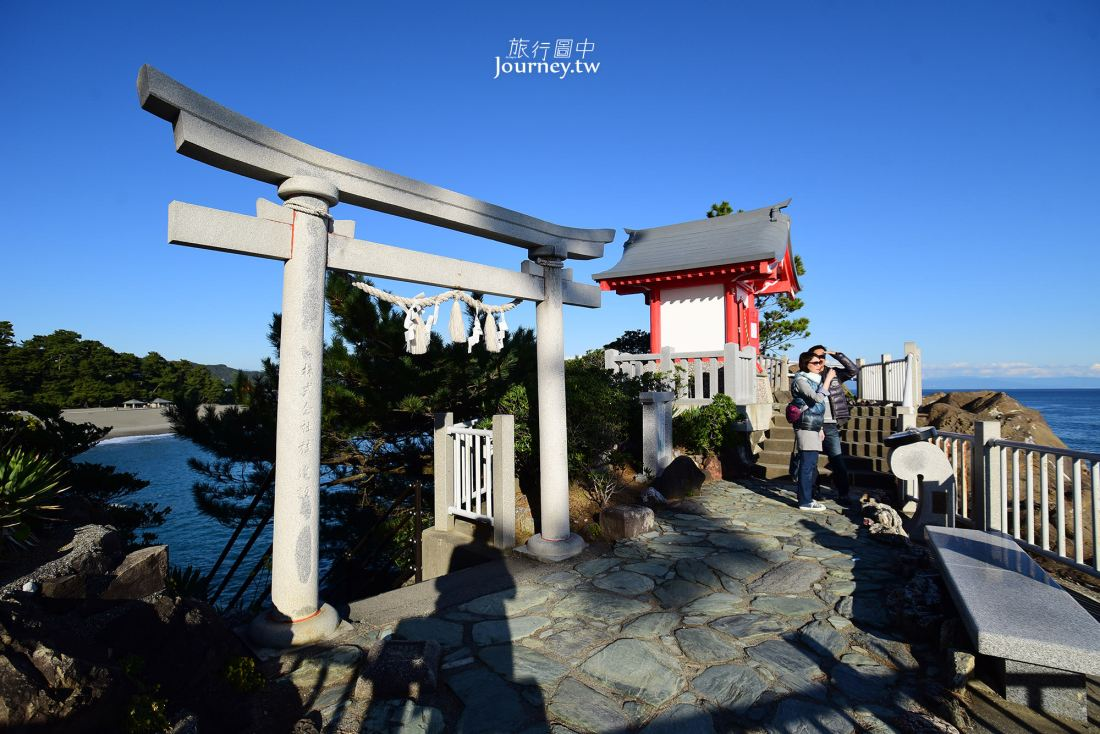 四國,高知,高知景點,桂浜公園,龍王岬,龍王宮,坂本龍馬,雕像,日本海岸百選
