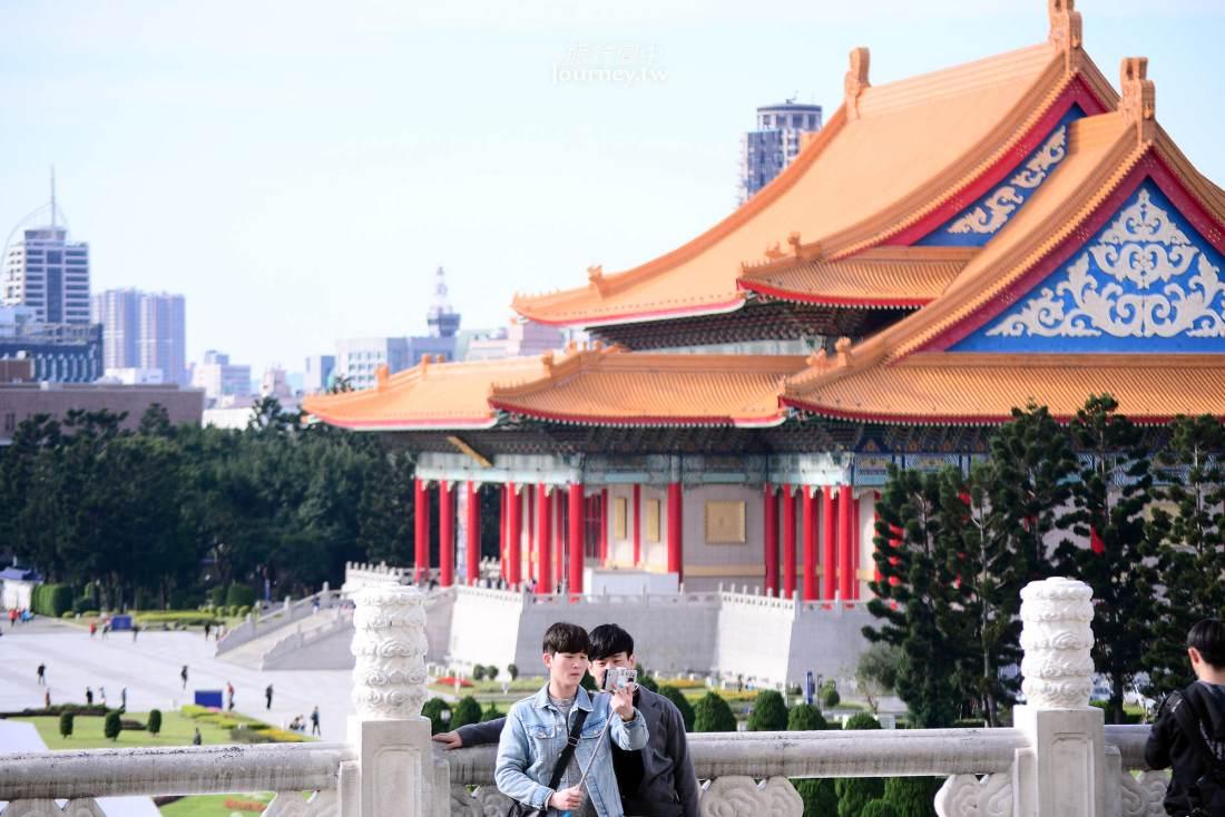 台北,景點,中正,中正紀念堂