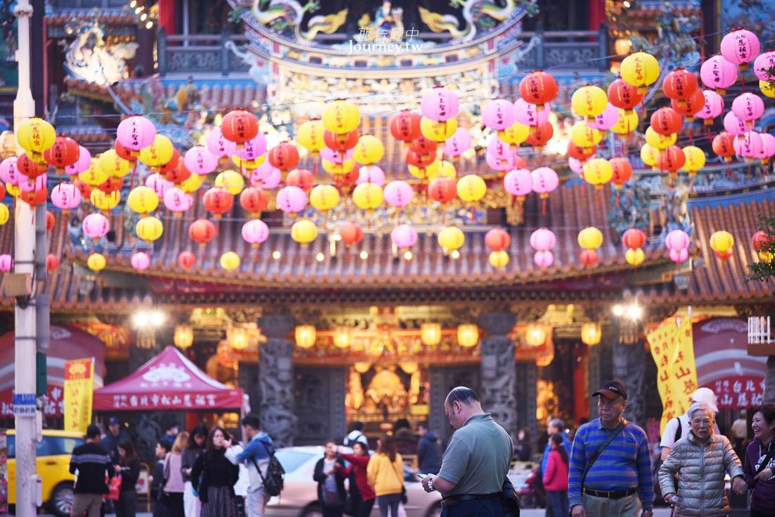 台北,松山,饒河街觀光夜市