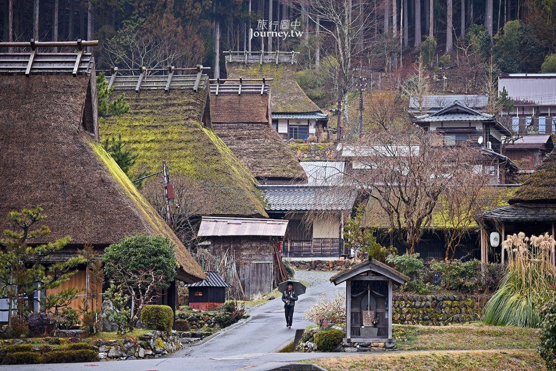 京都,南丹,美山,茅葺之里,茅草屋之里,合掌村,聚落,京都景點