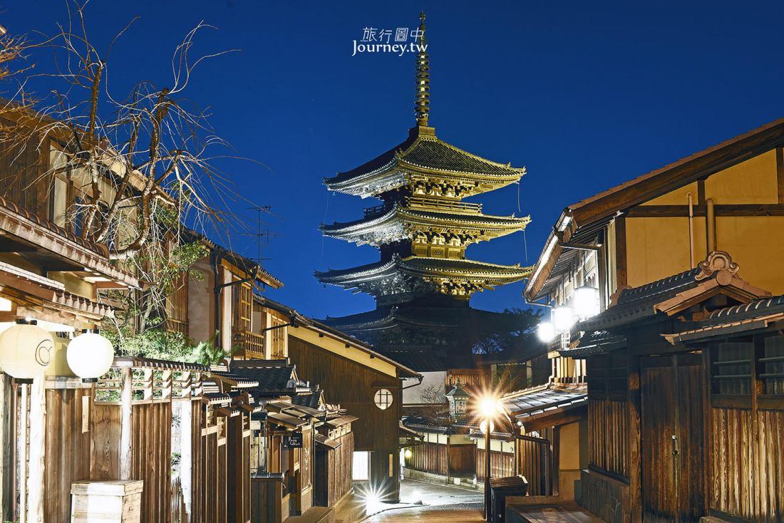 京都,祇園,法觀寺,八坂塔,二年坂,清水寺,八坂神社