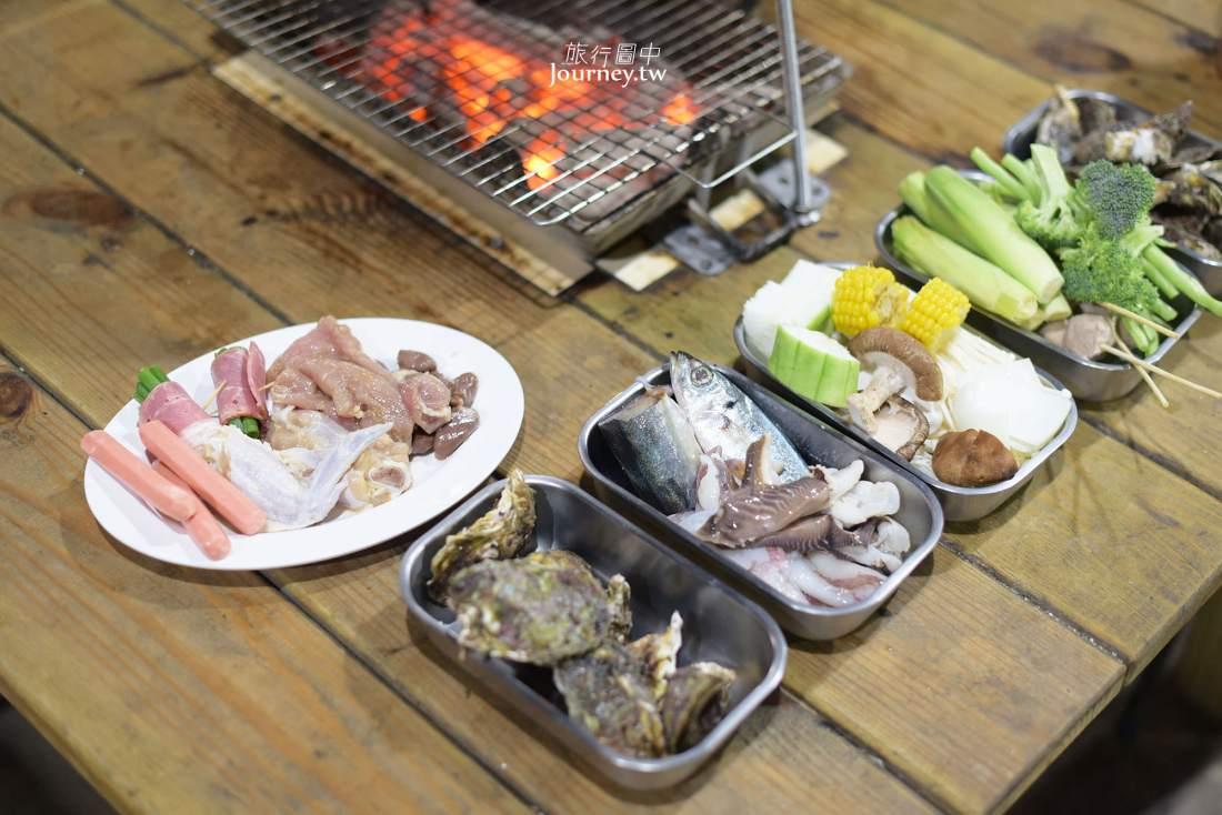 澎湖,馬公,美食,燒烤,大姐碳烤,吃到飽