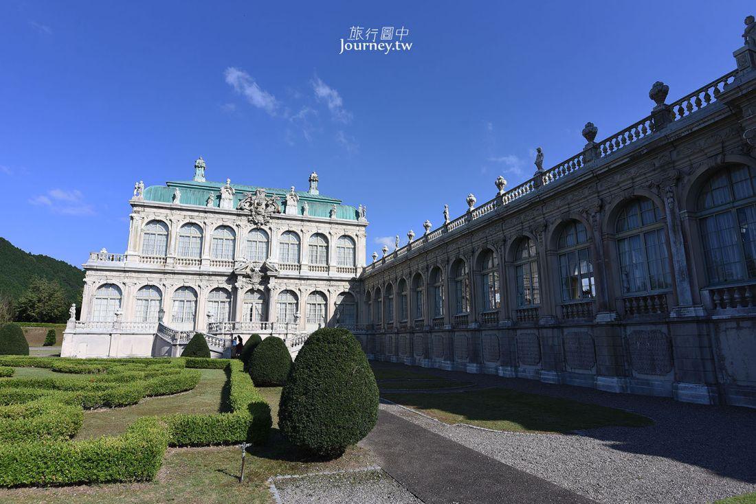 佐賀,有田,有田陶瓷主題公園,ツヴィンガー宮殿,Arita Porcelain Park