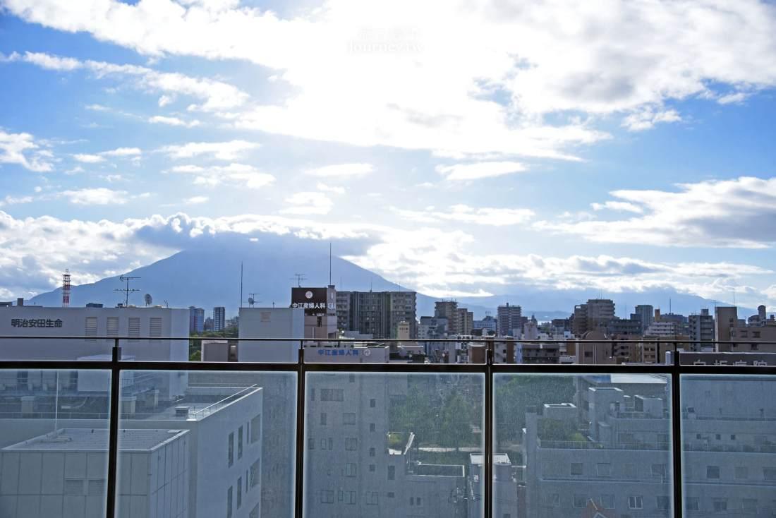 鹿兒島住宿,鹿兒島中央駅,索拉利亞西鐵飯店,Solaria Nishitetsu Hotel Kagoshima,鹿兒島,九州