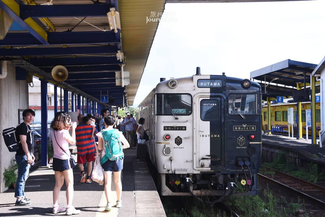 JR九州,觀光列車,指宿之玉手箱,景點,搭乘方式,車廂介紹,劃位,指宿,鹿兒島,九州,自由行