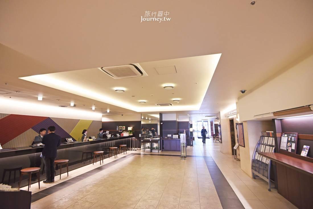 福岡住宿,北九州,小倉駅,西鐵INN小倉,Nishitetsu Inn Kokura