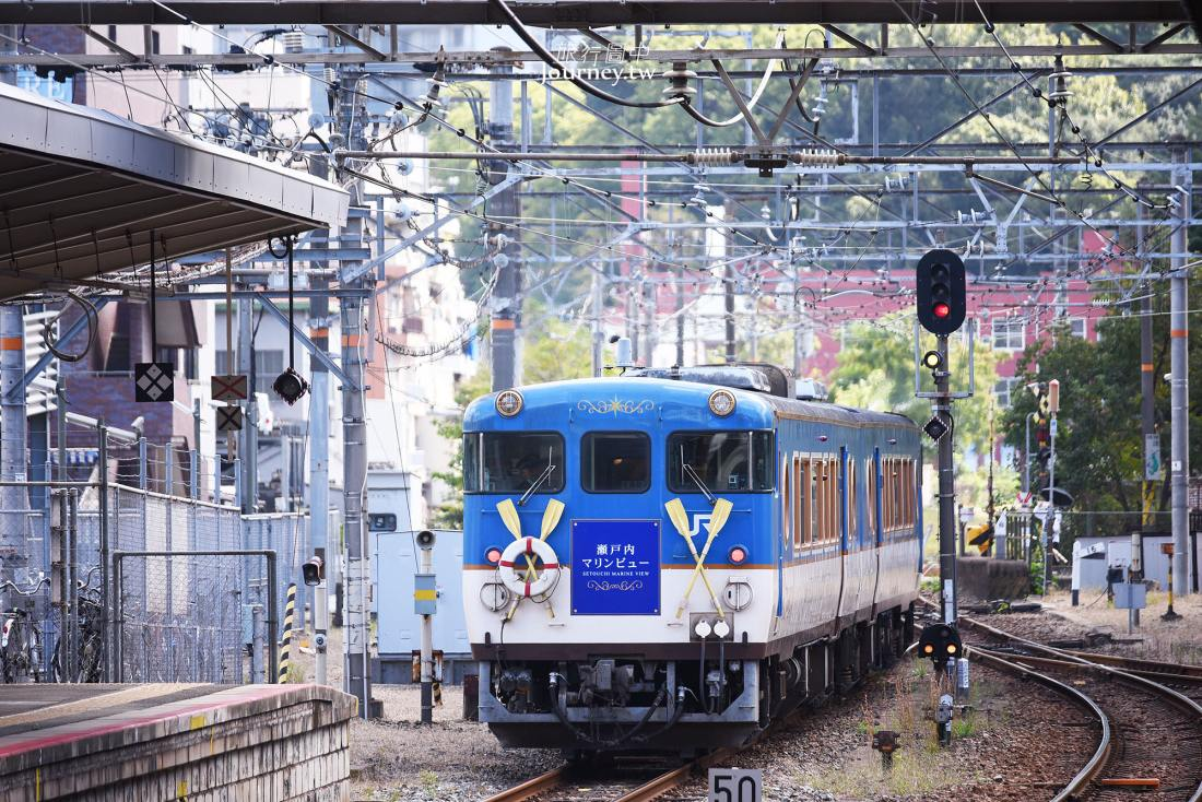 JR西日本,觀光列車,瀬戸内海景觀光列車,瀬戸内マリンビュー,廣島,尾道,山陰山陽