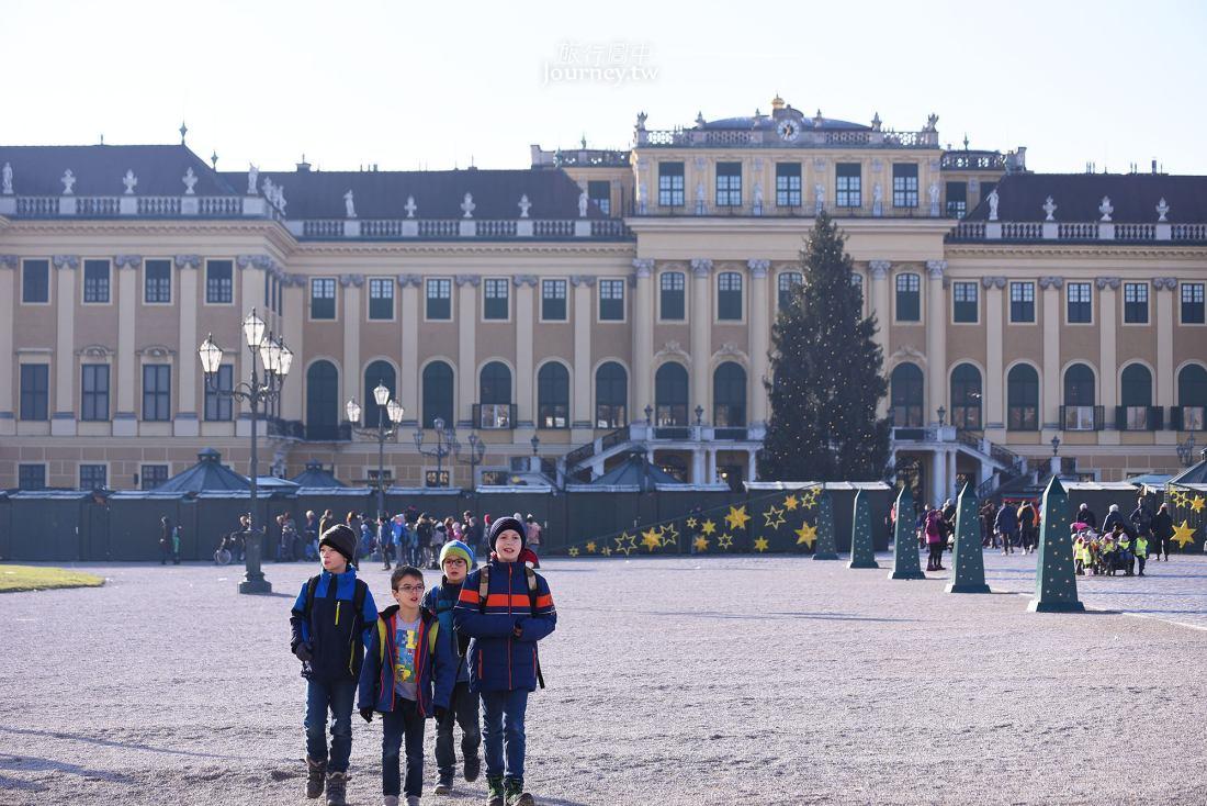 奧地利,奧地利景點,維也納,維也納景點,維也納自由行,美泉宮,熊布朗宮,Schloss Schönbrunn