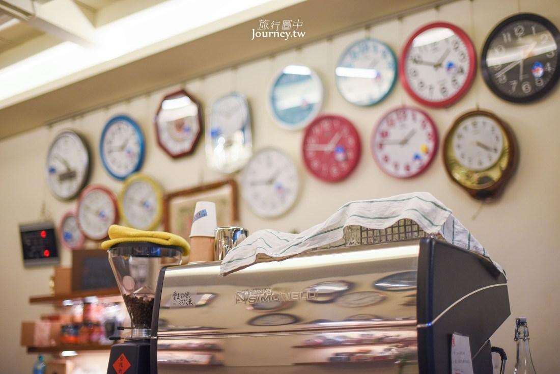 雲林,雲林美食,土庫,土庫美食,土庫老街,金茂利鐘錶咖啡
