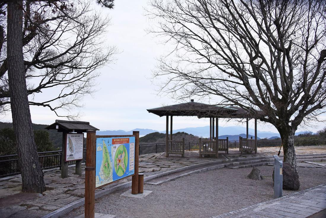 屋島展望台,香川,高松,自由行,四國,美食,日本
