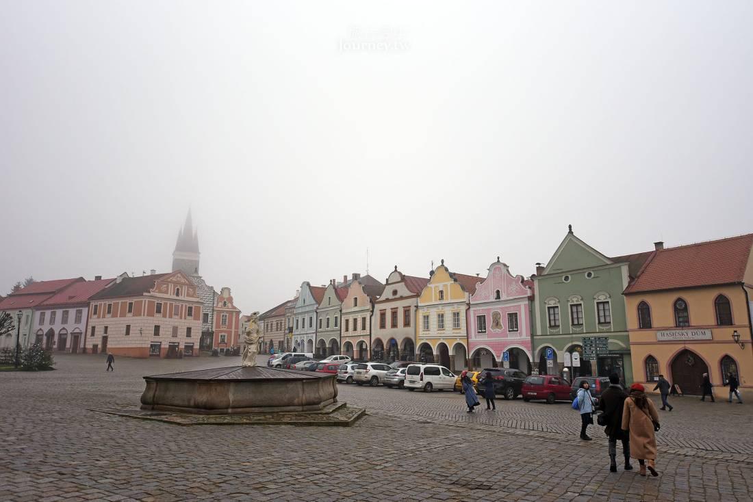 捷克,泰爾奇,特爾趣,TELC,捷克景點,自由行,世界文化遺產