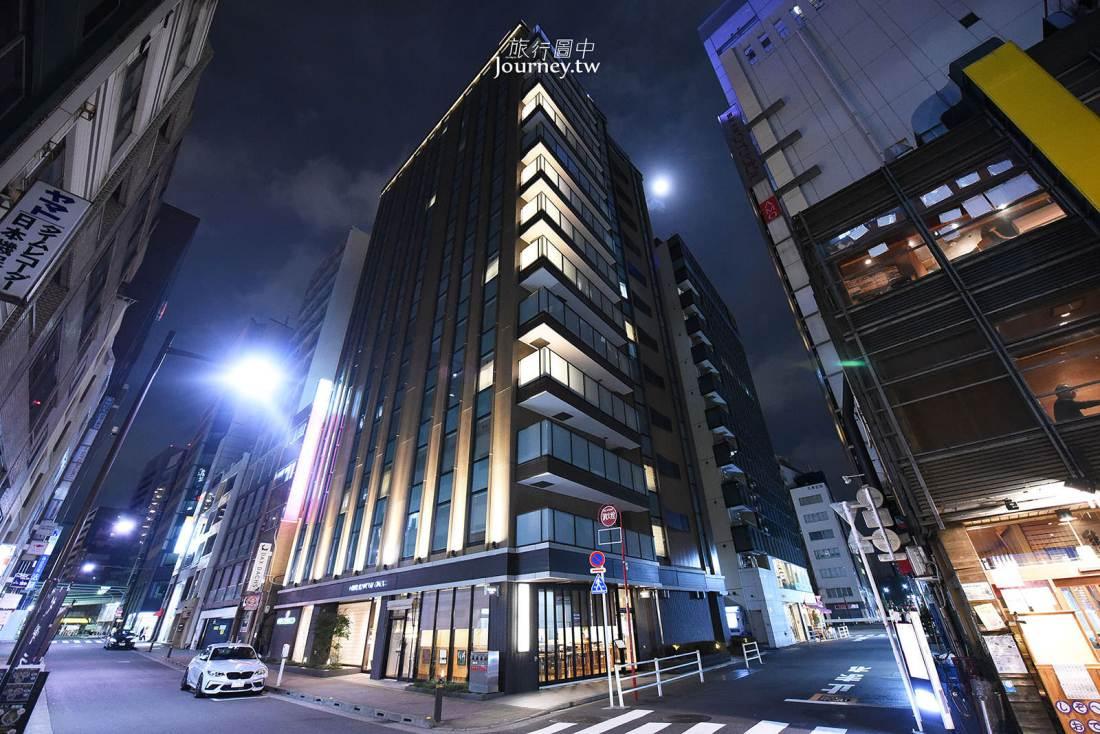 東京住宿,銀座,銀座燦路都大飯店,Hotel Sunroute Ginza