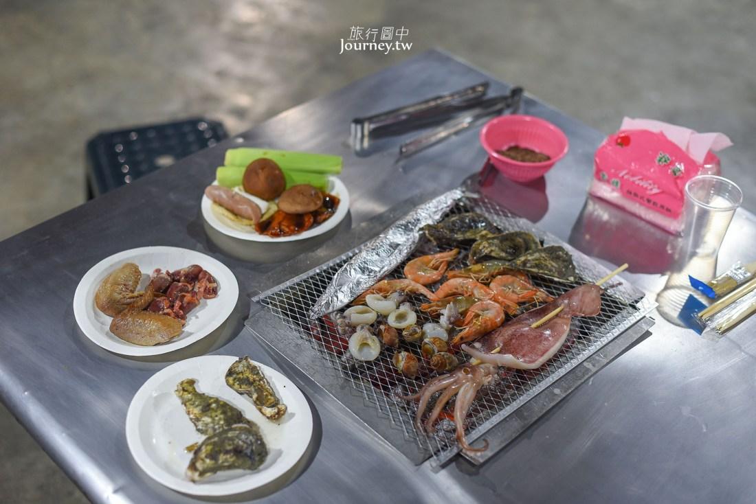 屏東縣,屏東美食,小琉球,小琉球美食,上好炭烤,燒烤推薦