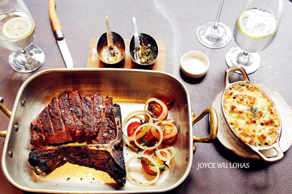 [義式。牛排館] TK Seafood & Steak♥ 華泰集團 之 賦樂旅居新開幕超人氣歐陸餐廳 Josper爐烤熟成牛排 華麗現流海鮮 ...