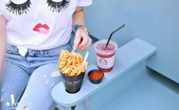 And The Friet Taiwan 薯條專門店♥來自東京的街拍打卡潮店(東區/捷運忠孝敦化站)♥Joyce食尚樂活。食記