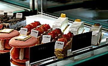 [甜點。下午茶] ♥ 小茶栽堂 法式甜點 聖誕限定甜點 (ATT4FUN店)/五訪 ♥ JoyceWu。食記