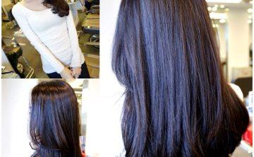 [半年髮型總整理] 把客人頭髮捧在手心上的設計師 ♥  剪髮。染髮。燙髮。彈性燙。晶鑽護髮。新觀念護髮。頭皮SPA (PLUUS one) N訪記 ♥ JoyceWu。愛漂亮