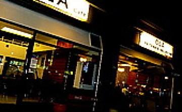 [cafe] OLA cafe 牛排 義大利麵 德國豬餐 三明治 素食 (士林商圈) ♥ JoyceWu。食記