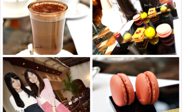 [飯店。下午茶] 限定版♥ 台北西華飯店 TOSCANA義大利餐廳 「義國星光米其林三星下午茶」♥ JoyceWu。食記