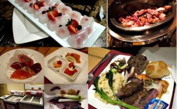 [buffet] 國賓大飯店AMBASSADOR 明園西餐廳