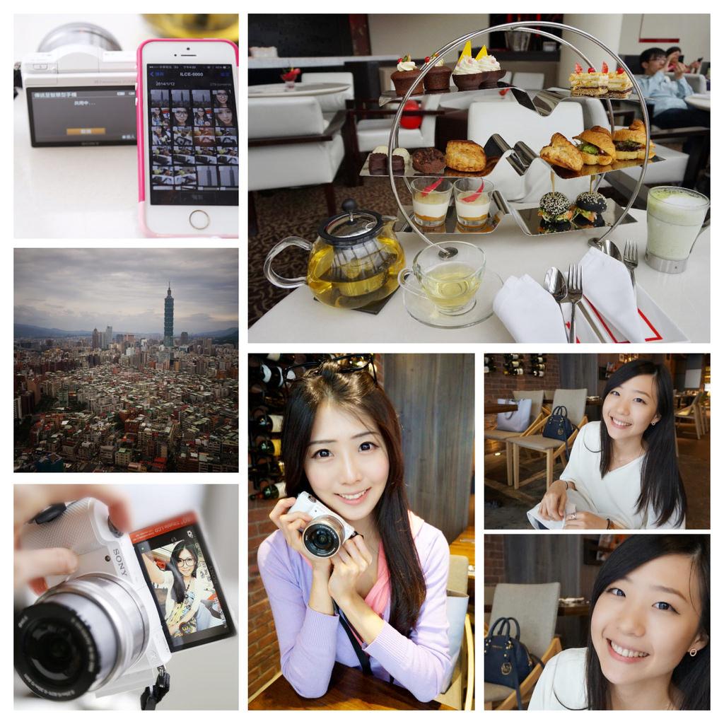 [相機] Sony ALPHA A5000 L 微單眼相機(變焦鏡) 180度自拍 女孩最愛美肌模式 全球最輕交換鏡頭相機 ♥ JoyceWu。實用3C ...
