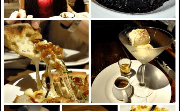 [義式] 超人氣♥ ConfitRémi 黑米 cafe Bistro 義大利餐廳 小酒館 大家都愛他的燉飯! pizza 義大利麵 (信義/松山文創園區旁) ♥ JoyceWu。食記